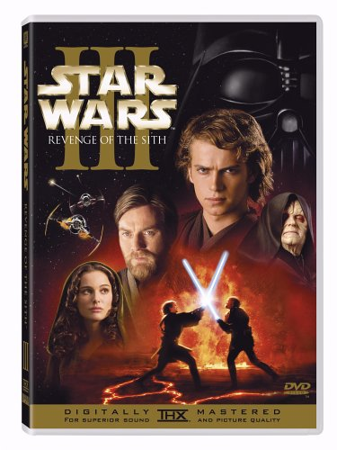 Star Wars Revenge Of The Sith Library Energize